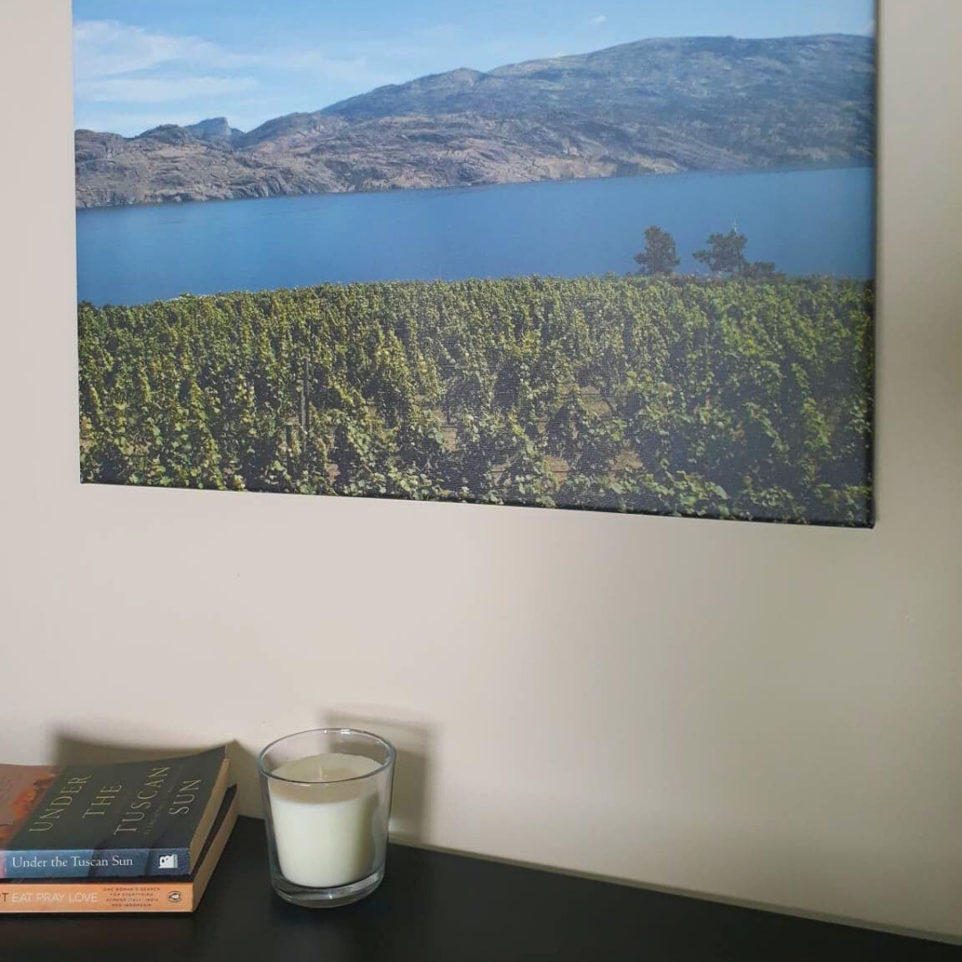 When you look around your own environment right now, would you say you have created a space that is unique and meaningful to you? If you are feeling the pull to add a bit more of your own personality into your home, consider a personalized canvas for your wall - an inexpensive and easy way to add a memory or meaningful image to your home. #canvas #wallprint #personalized #wallcanvas