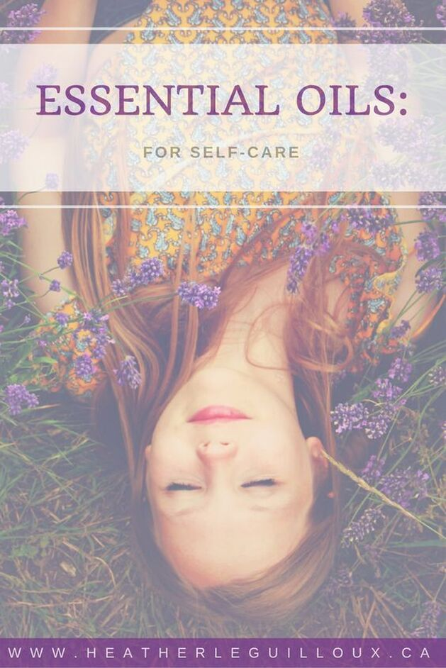 Article focusing on essential oils for self-care including serenity, wild orange and oregano. Learn how to use essential oils aromatically, topically and internally for health and wellness. #essentialoils #selfcare #selflove