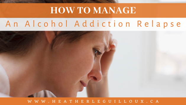 Over time, and with support, many people do manage to overcome a substance abuse problem, but it's not uncommon for relapses to happen throughout the recovery process. This article will outline strategies to take to help manage alcohol addiction relapses and includes links to other articles on the topic of addiction as well as a free downloadable support network printable. #alcohol #addiction #relapse #strategies #recovery