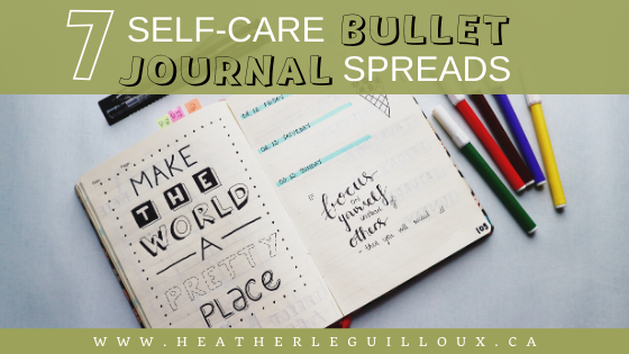 If you haven't jumped on the bullet journal bandwagon yet... what are you waiting for?! Especially in a time when you might be spending a lot more time at home, allowing your creative juices to flow by creating unique and useful bullet journal spreads is a great way to spend your time in while being isolated from the rest of the world. The benefits of using a bullet journal on your mental health are undeniable. #bulletjournal #journaling #mentalhealth #selfcare #selflove #wellness