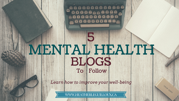 Check out 5 awesome mental health blogs to follow to learn more about mental health, relationships, and much more. #mentalhealth #blogs #podcast