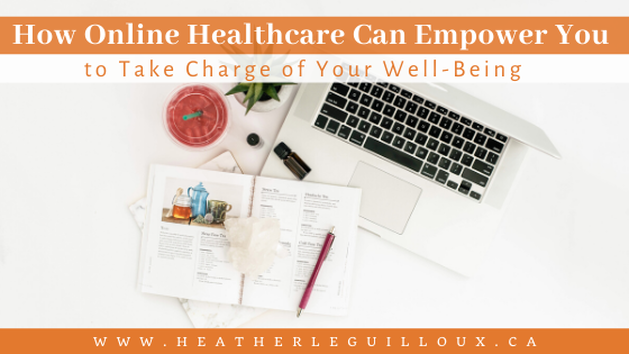 Technology has enabled us to make life easier, and online healthcare is proving that it can make us healthier and less stressed, too. Totally a win-win in my book! This article will explore how accessing online healthcare can help empower you to make regular and positive changes for your overall health and well-being. #online #healthcare #empower #wellness