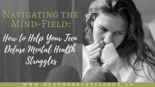 The teen years are difficult for everyone, but adolescence also marks the onset of many mental health disorders. It's possible you may mistake your teen's outbursts or withdrawn nature as