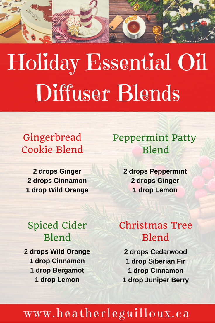 Using essential oils aromatically can influence feelings and uplift mood. This article will provide examples of holiday-inspired essential oil blends that you can use to create a walk-down-memory-lane in your own home this holiday season. #doterra #holiday #blends