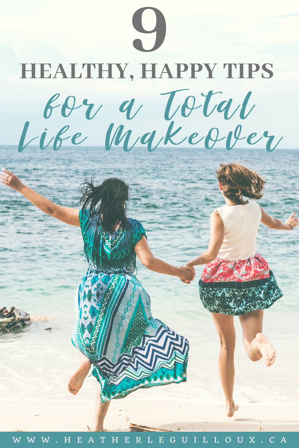 Deciding to give yourself a total life makeover doesn't mean you have to sign up for Extreme Makeover. Sometimes, it's easy to fall into a rut given the routine of life, am I right? However, when our good old friend Mental health and physical health go hand in hand, so get your pen and paper out, and make your checklist for your transformation. #healthy #happy #tips #lifemakeover #exercise #relationships #sleep #laugh #love