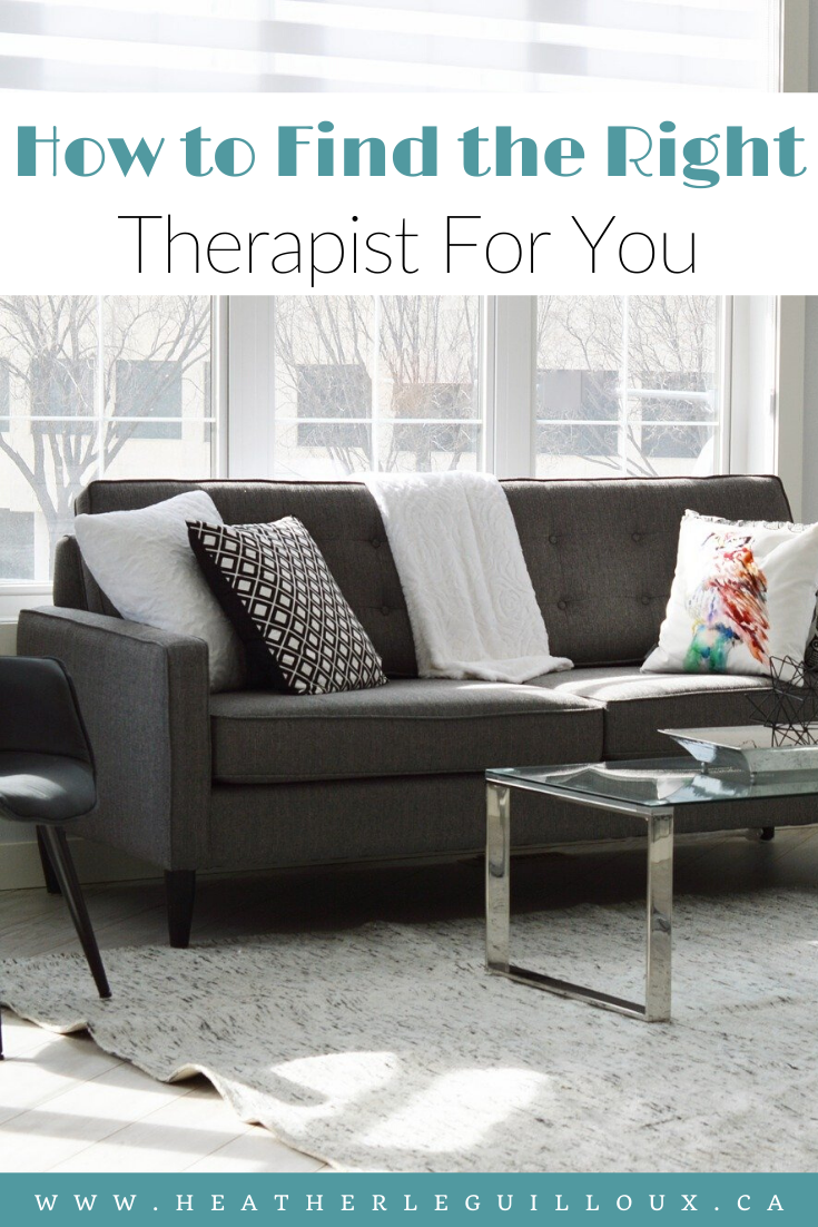 Making the decision to start therapy can be a huge decision, and also a step in the direction of greater understanding of yourself and your needs. In this article, we will explore a few tips to consider when you are searching for a therapist including considering your values, understanding the range of professionals in the helping field and how they can help, and being okay with moving on if you don't feel a connection to your therapist. #therapy #therapist #mentalhealth #selfdiscovery